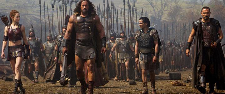 Il team Hercules al (quasi) completo