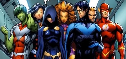 Quali personaggi compariranno nella serie TV dei Teen Titans?