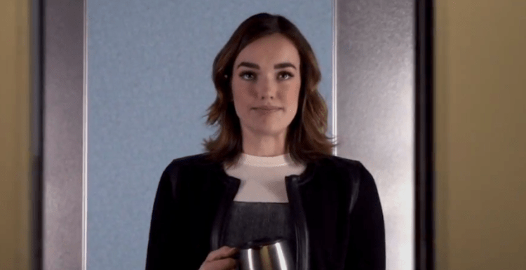 Simmons Agents of shield 2x03