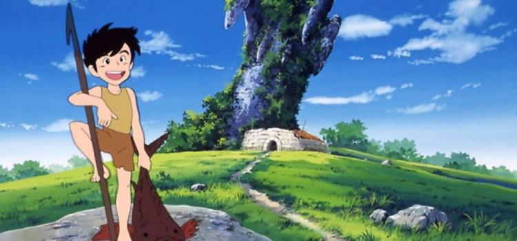Le Oscure Trame: Conan il ragazzo del futuro