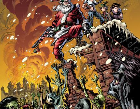 Buon Natale con Rick Remender e The Nerd Experience