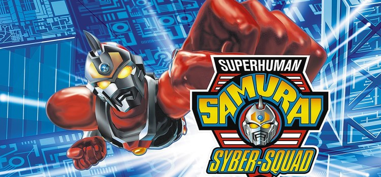 Le oscure trame: Super Human Samurai