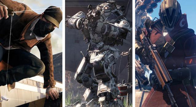 Tutti i videogiochi ( giocati) nel 2014