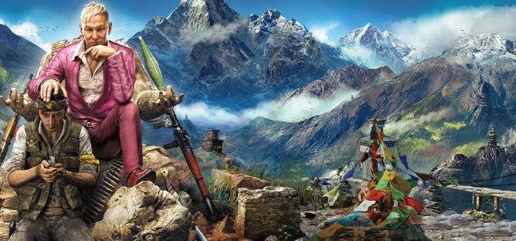 Far Cry 4:  Il Kyrat per sempre nel cuore…