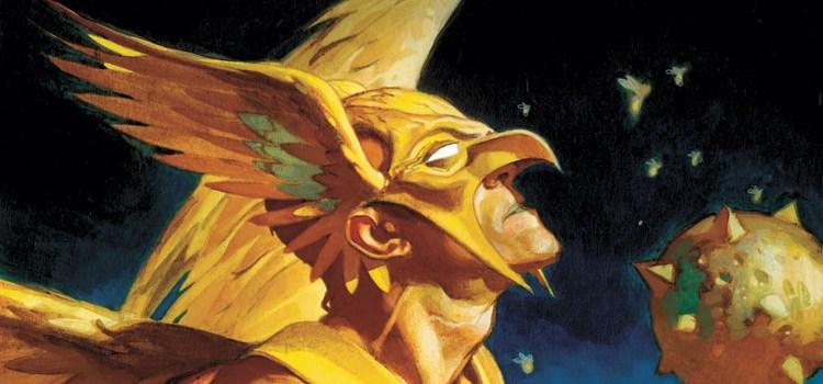 "I consigli del martedì: ""Hawkman"" di Geoff Johns"