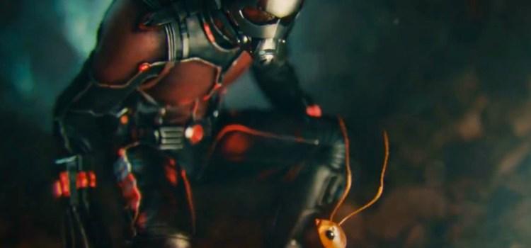 Ant-Man: la <del>merd</del> recensione