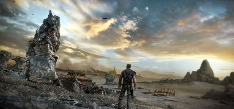 MAD MAX: THE VIDEOGAME!