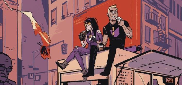 I consigli del Martedì: All-New Hawkeye di Jeff Lemire e Ramón Pérez