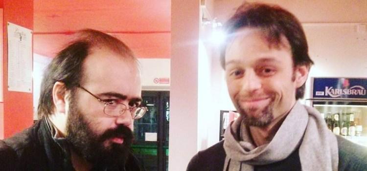 """Tiziano Angri – """"L'unica Voce"""" Conferenza Fumetti&PopCorn"""