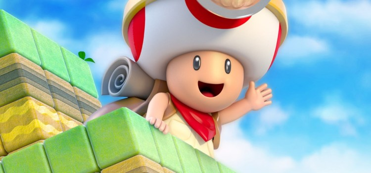 Scoprire piccoli capolavori – Captain Toad: Treasure Tracker