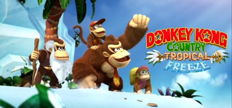 Venerdi (molto poco) retro: Donkey Kong Country Tropical Freeze