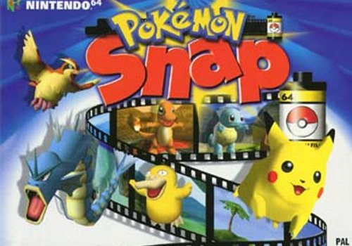 #PokéWeek: Pokémon Snap