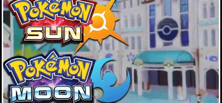 #Pokéweek – Pokémon Sole e Luna