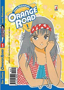 orange road copertina