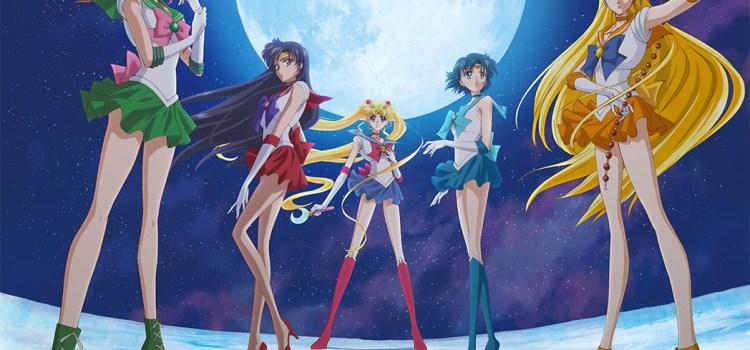 Perché un uomo dovrebbe guardare Sailor Moon Crystal