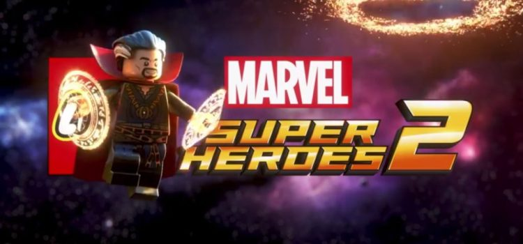 Brick by Brick – La prova di Lego Marvel Super Heroes 2 al VideoGamesParty