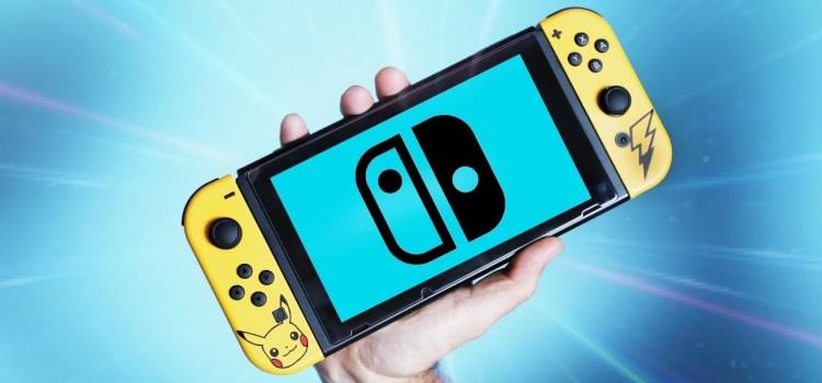 Buon compleanno Nintendo Switch!