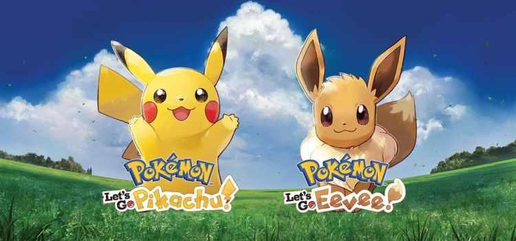 Pokémon: let's go…