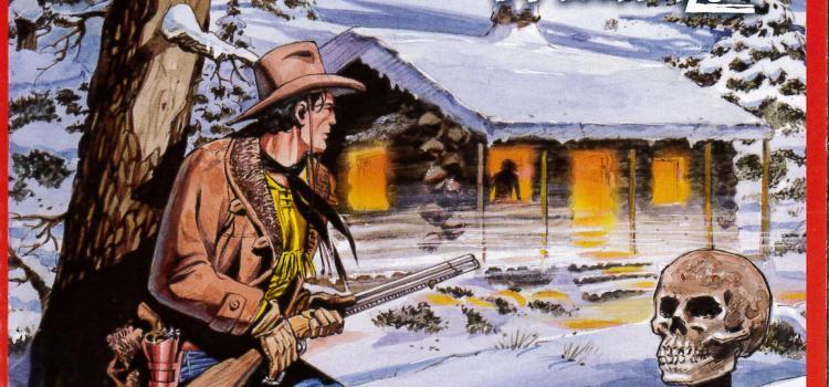 Auguri western con Tex Willer – Fantasmi di Natale!
