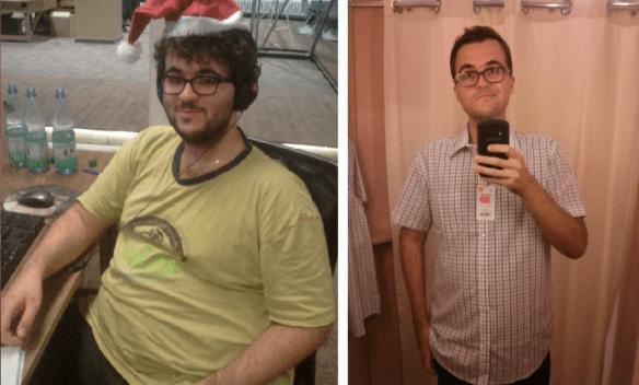 Meet Daniel, the Austrian Rebel Who Dropped 109 Pounds