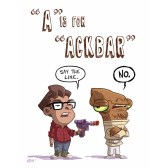 ABCDEFGeek - A is for Ackbar