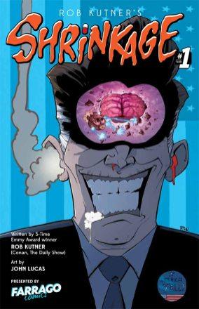 Comics: Skrinkage by Rob Kutner