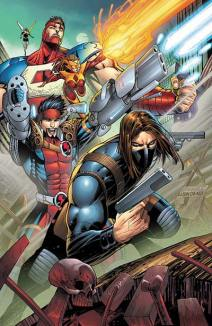 Thunderbolts by Jim Zub