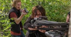 Will Daryl finally get his real angel wings?