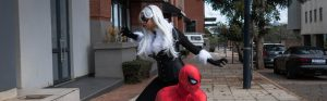 Cosplayers of the Month: Power Couple Pandora230 and Durban Spidey
