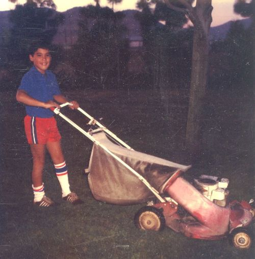 The lawnmower incident of '86