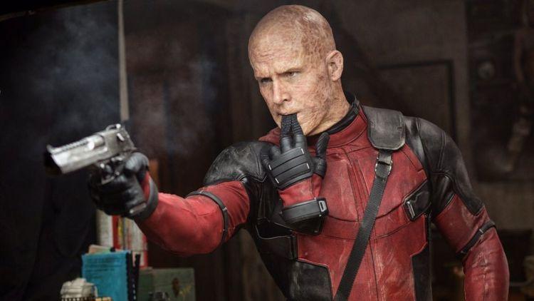 Ryan Reynolds - quem diria? - foi indicado por Deadpool