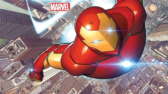 Secret Wars - Invincible Iron Man
