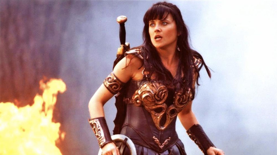 NBC Says The XENA: WARRIOR PRINCESS Reboot is Happening