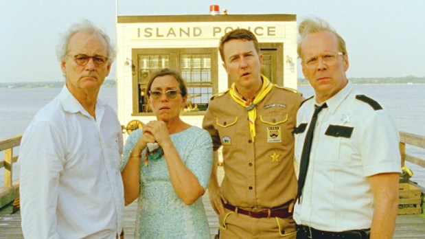 Wes Anderson ranked
