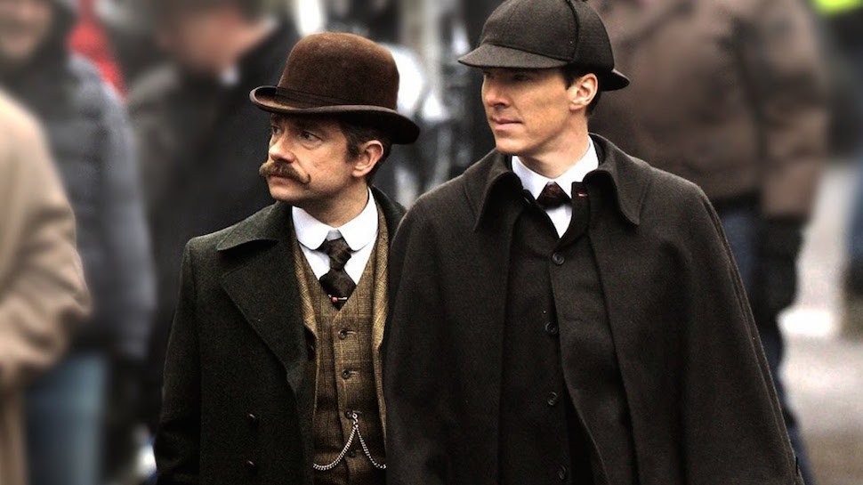 SHERLOCK Christmas Special Heads to the Movies, Plus Season 4 Shoot Dates!