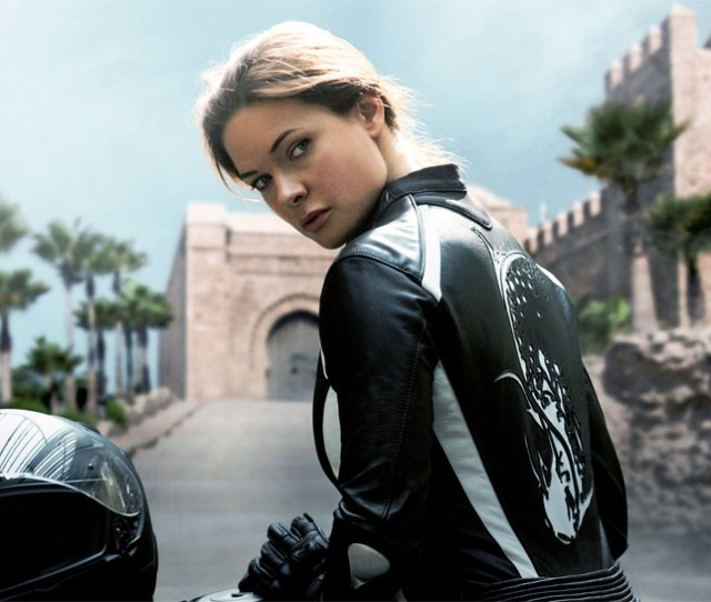 Rebecca Ferguson Will Be Back For Mission Impossible
