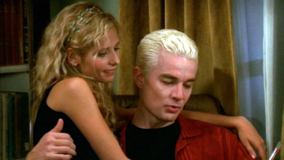 Image result for Buffy and Spike