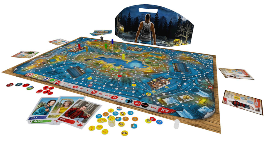 Image result for last friday board game