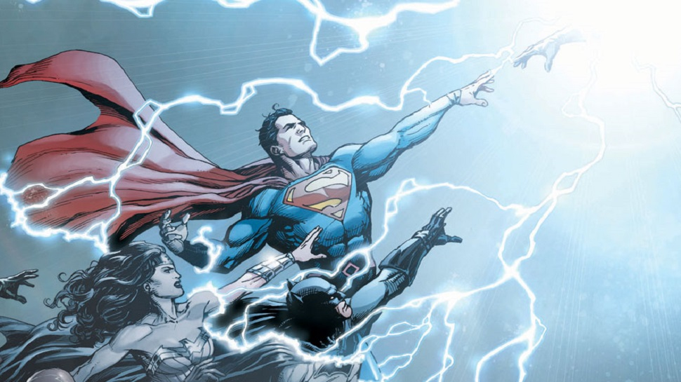 Image result for dc comics rebirth