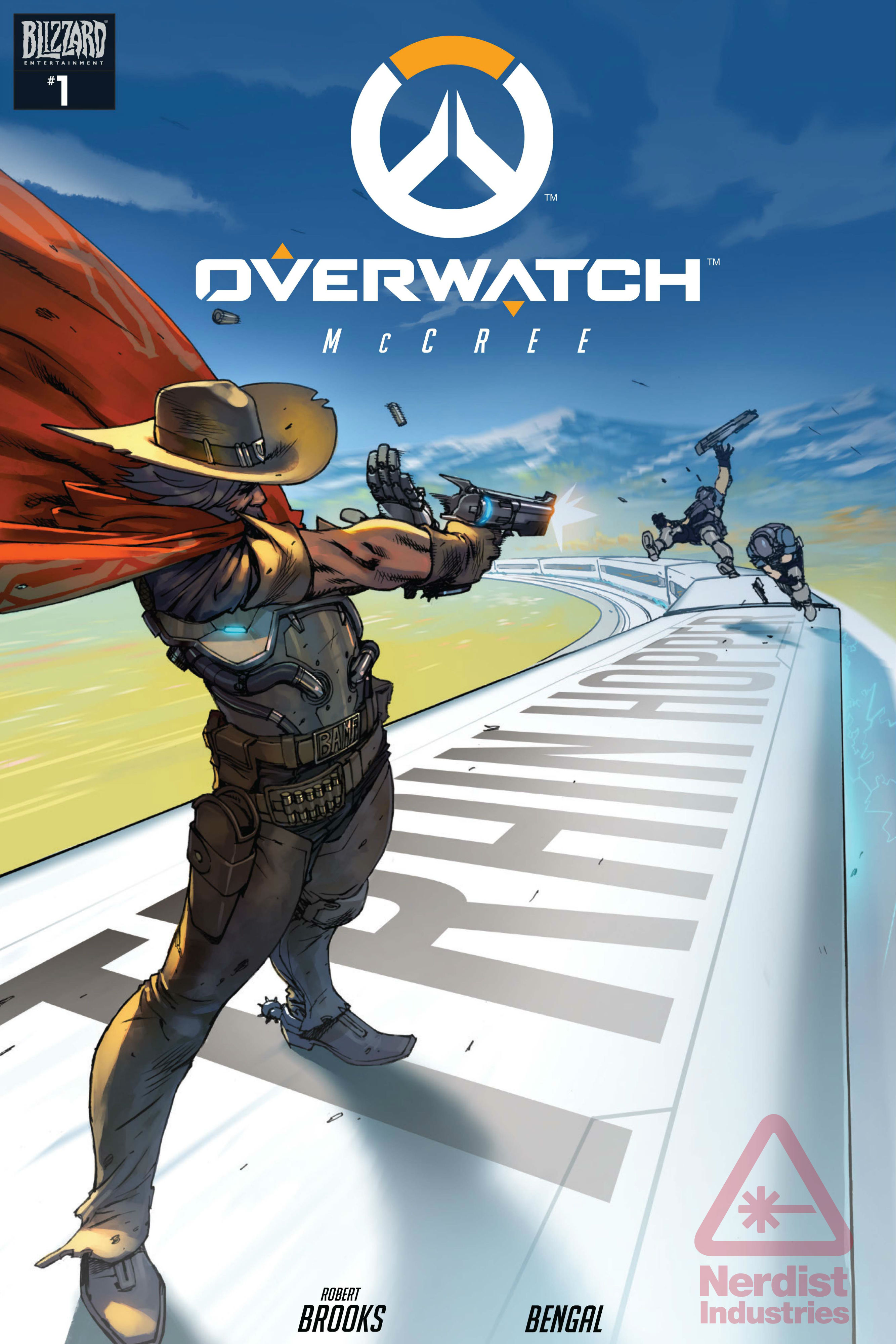 Here's Your First Look At The Overwatch Mccree Digital
