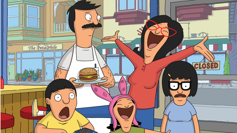 Image result for bob's burgers movie
