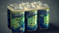 Brewery Creates Edible Beer Can Holders Safe For the Sea ...