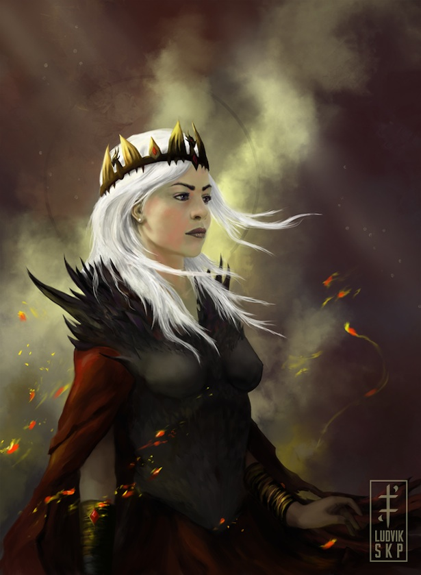 History of Thrones Rhaenyra Targaryen the First Woman to