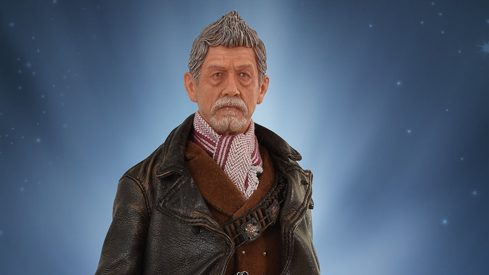 DOCTOR WHO's War Doctor Gets a High-End Figure