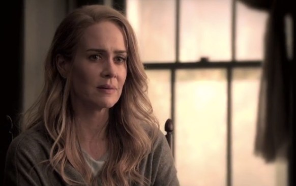 Sarah Paulson AHS My Roanoke Nightmare