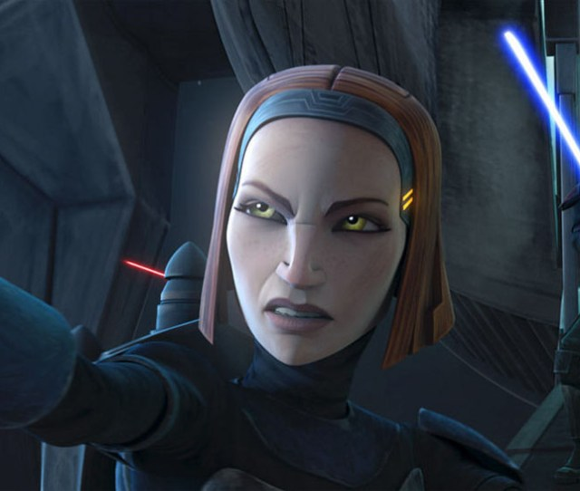 Star Wars Rebels Will Bring Katee Sackhoff Back From The Clone Wars