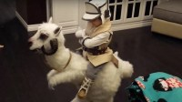 Kids STAR WARS Tauntaun Costume is Beyond Wizard