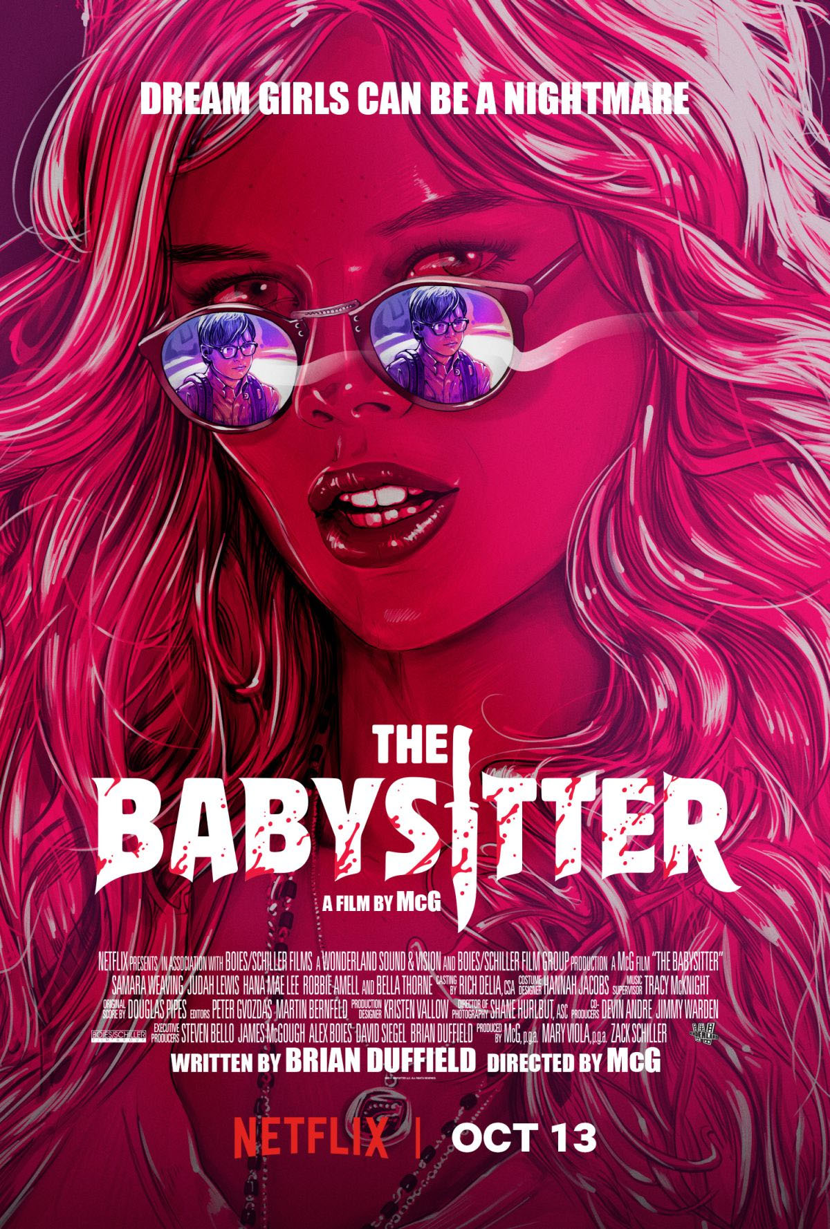 Image result for The babysitter