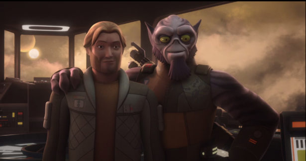 Breaking Down STAR WARS REBELS Final Minutes Nerdist