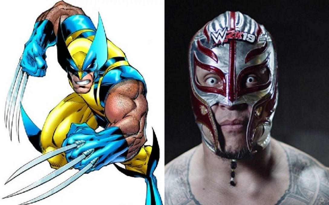 rey mysterio just wrestled